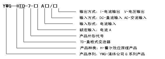 首页 产品中心 天康仪器系列 电量变送器 霍尔传感/变送器  二,原理